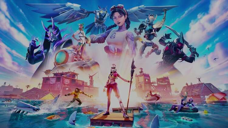 Fortnite Chapter 2 Season 3 Battle Pass Skins Including Ocean Fade Jules Kit And Tier 100 Skin Eternal Knight Eurogamer Net Find many great new & used options and get the best deals for fortnite late game survival kit playset at the best online prices at ebay! fortnite chapter 2 season 3 battle pass