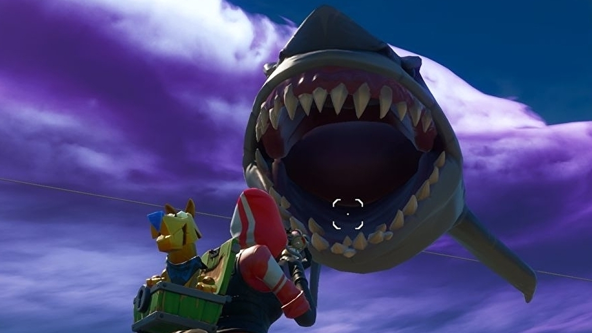 Fortnite Sharks explained: How to ride Loot Sharks and ...