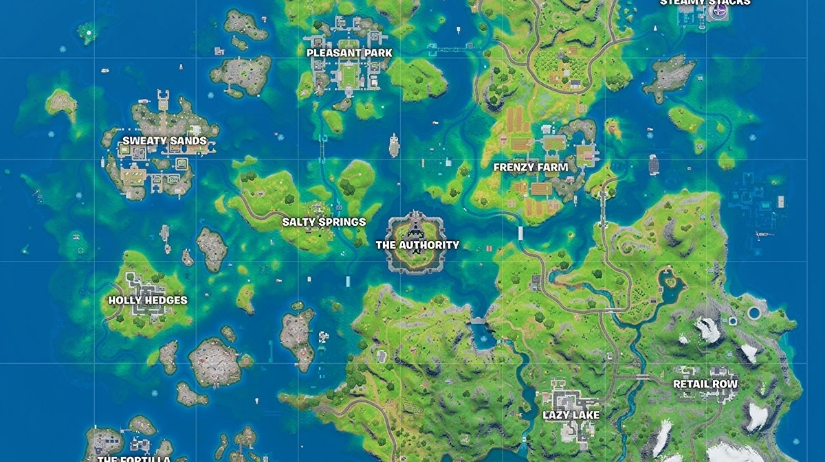 Fortnite new map additions in Season 3 explained ...