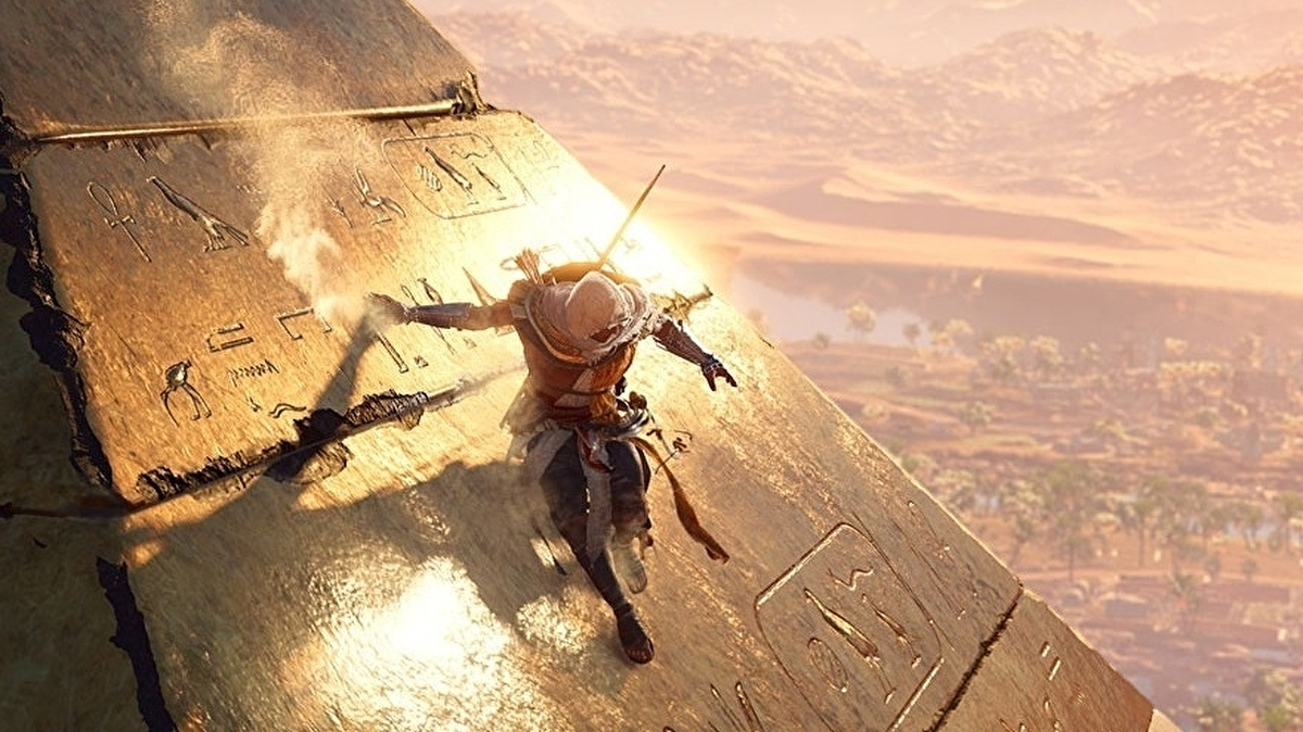 Assassin's Creed Origins is free to play this weekend on PC