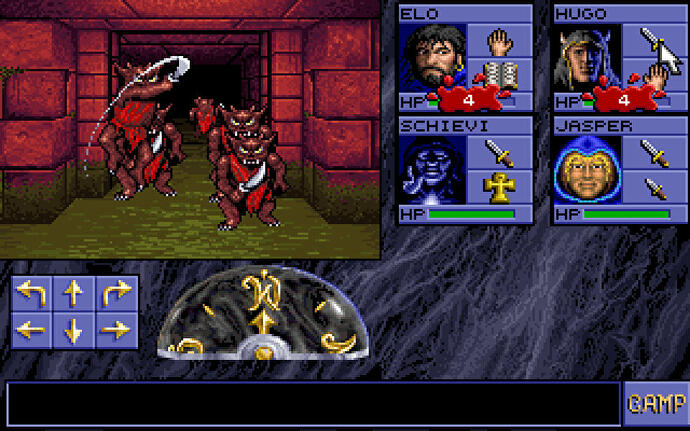 Eye of the Beholder Trilogy is free on GOG as part of their classic D&D sale