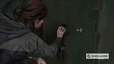 The Last Of Us Part 2 Safe Code Solutions And Code Locations List Eurogamer Net