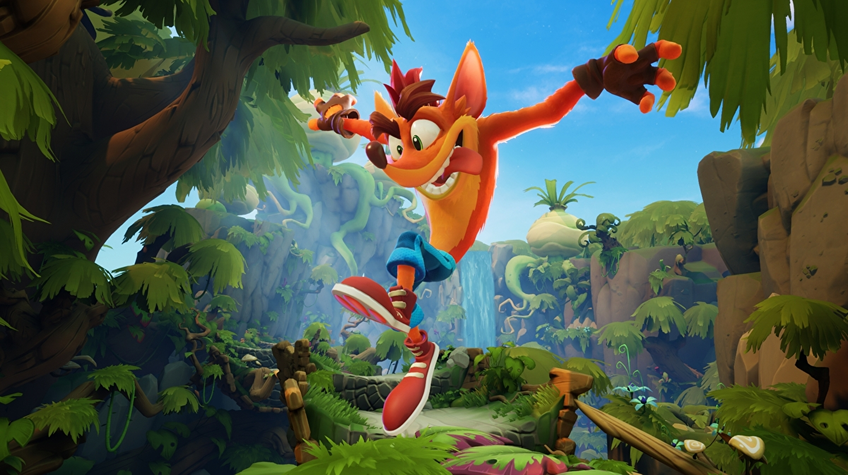 Crash Bandicoot 4: It's About Time officially announced with debut trailer 1