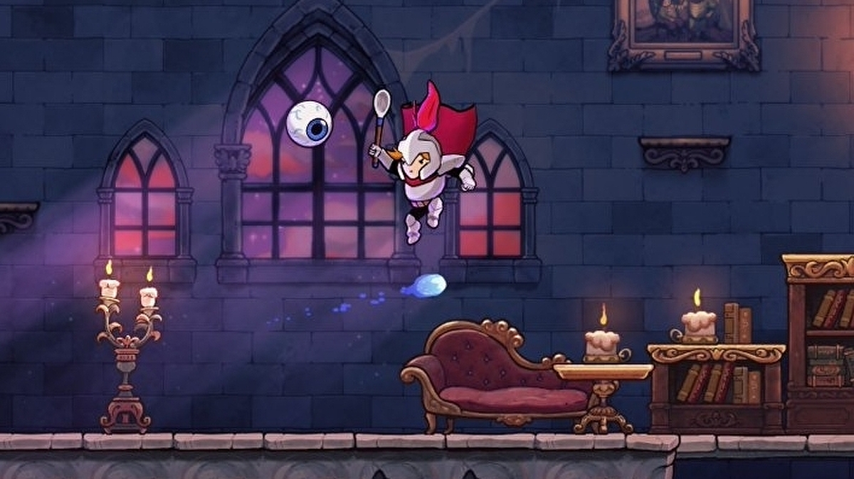Rogue Legacy 2 is entering early access on PC in July
