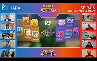 Pokémon Unite is a new free-to-play MOBA from Tencent