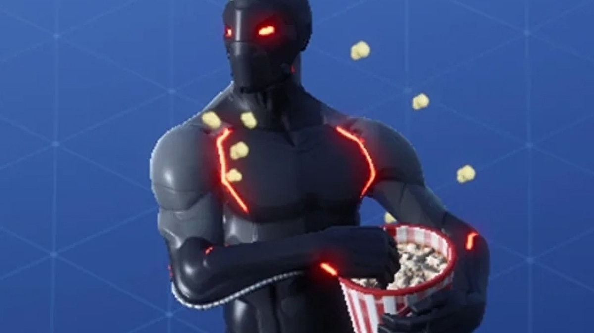 Fortnite holds its first movie night this Friday