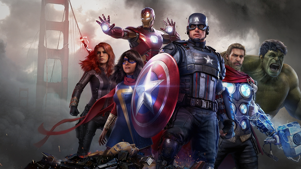 Crystal Dynamics shows off fresh Marvel's Avengers gameplay in latest livestream