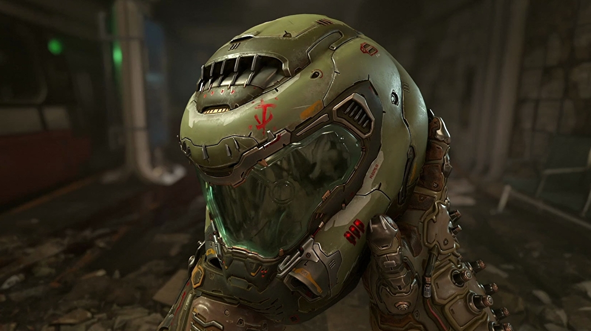 Doom Eternal's latest update adds new Battlemode map, Doom Classic filter, more