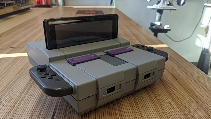 SNES_Nintendo_Switch_Dock