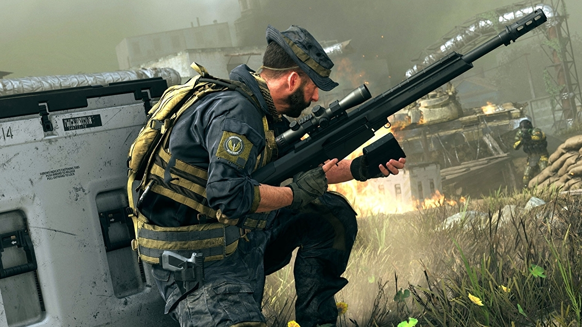 Call of Duty's next update adds 200-player Warzone mode, new Modern Warfare map thumbnail