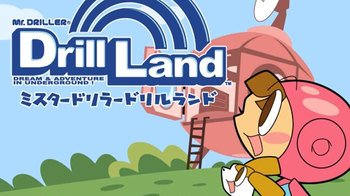Mr. Driller Drill Land review - an unsung GameCube masterpiece gets the Switch port it deserves