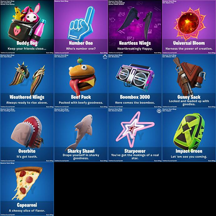 Fortnite_Season_3_update_13.20_Patch_Notes_neue_Back_Blings