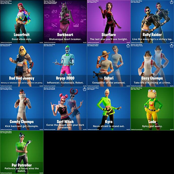 Fortnite_Season_3_update_13.20_Patch_Notes_neue_Skins