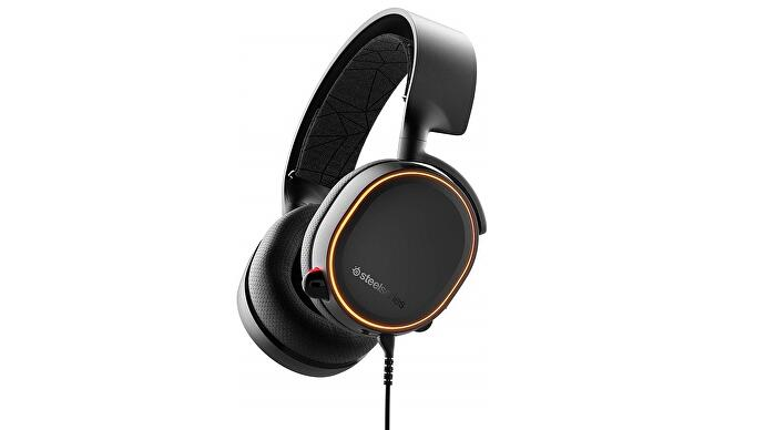 A pair of SteelSeries Arctis headsets are on sale at Amazon UK