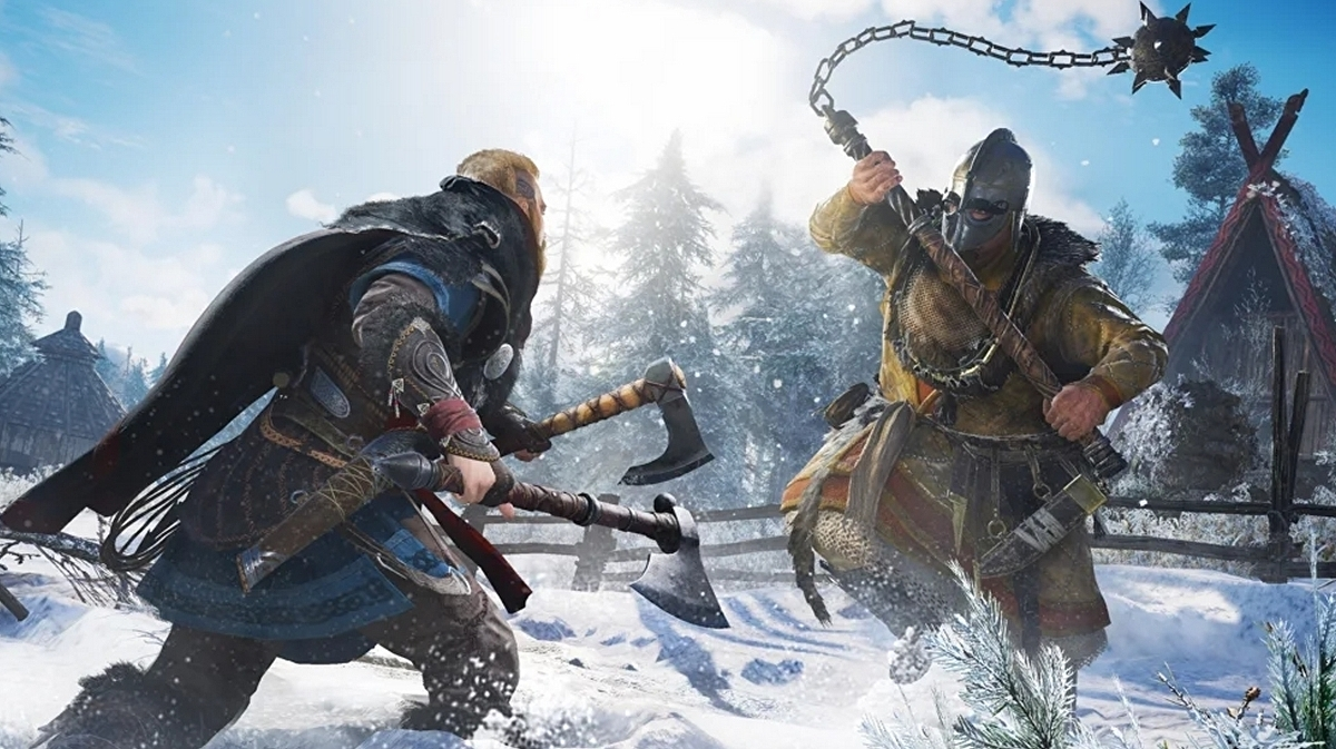 Ubisoft battles to remove leaked Assassin's Creed Valhalla gameplay