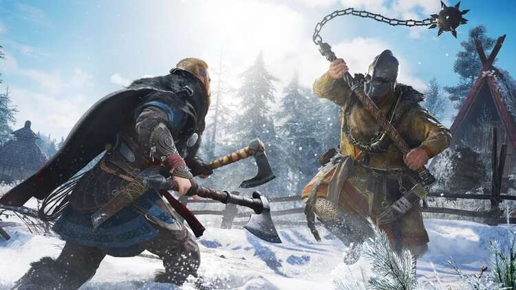 Ubisoft Battles To Remove Leaked Assassin S Creed Valhalla