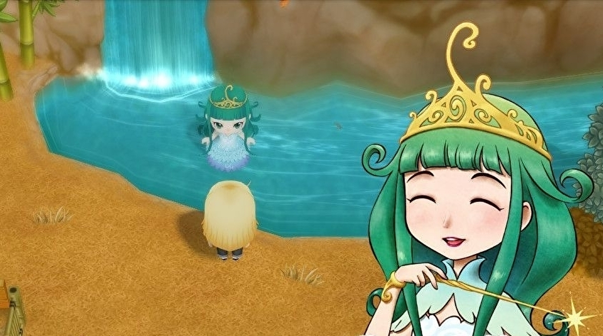 Story Of Seasons Harvest Goddess Location Marriage Requirements And Gift Giving Rewards In Friends Of Mineral Town Explained Eurogamer Net