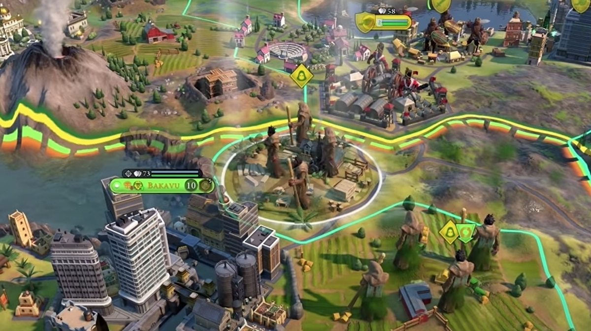 Civ 6's next chunk of DLC adds Cthulhu-worshipping secret societies and more 1