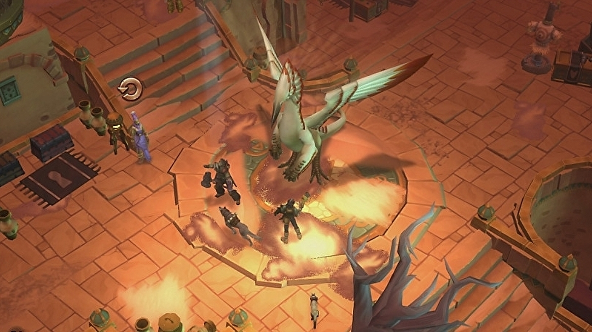 Torchlight 2 is currently free on the Epic Games Store