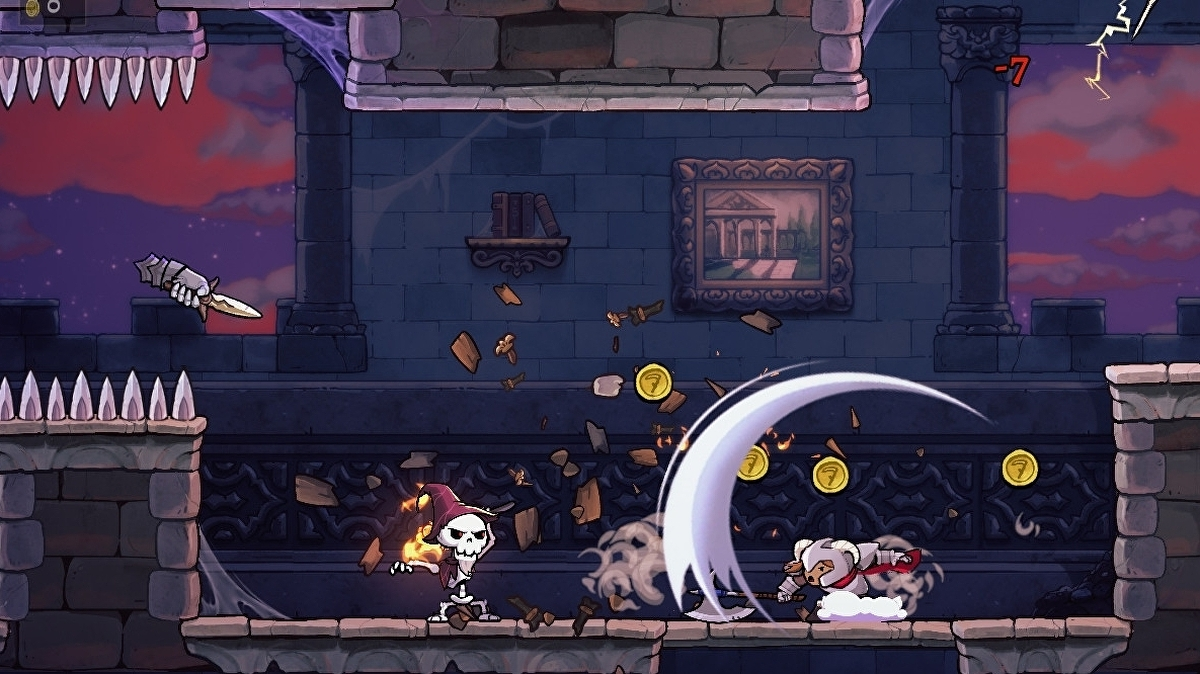 Rogue Legacy 2's PC early access launch has been pushed back to August 1