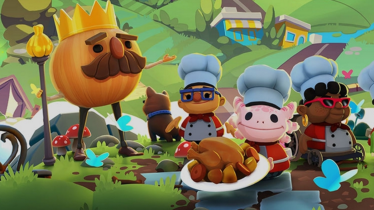 Overcooked: All You Can Eat is a next-gen compilation