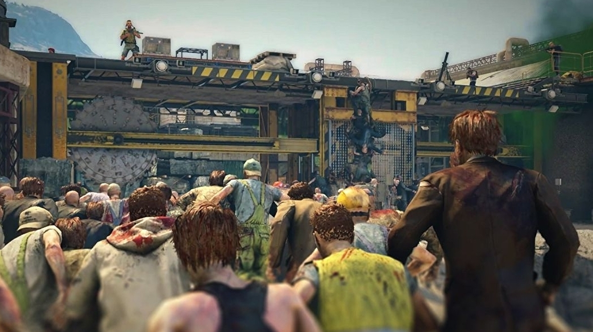 World War Z's latest update brings cross-play support to PlayStation 4 1