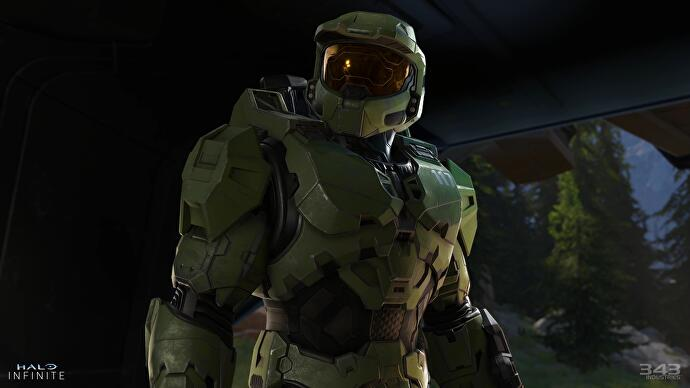 Der Master Chief ist in Halo Infinite wieder in Aktion