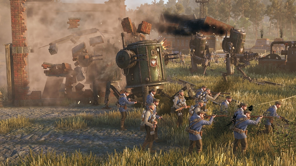 Promising steampunk RTS Iron Harvest hits open beta next week