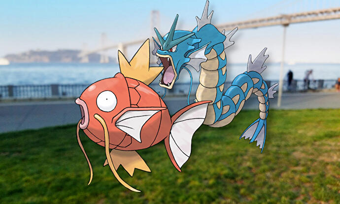Pokemon Go Karpador Community Day