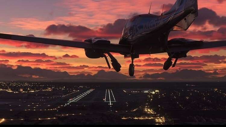 Microsoft Flight Simulator is a once-in-a-generation wow moment •  Eurogamer.net