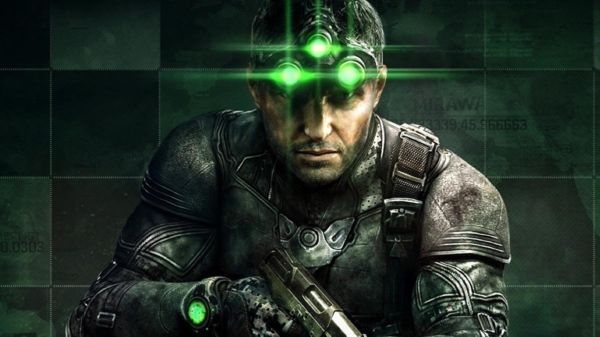 Netflix is reportedly working on an animated Splinter Cell series