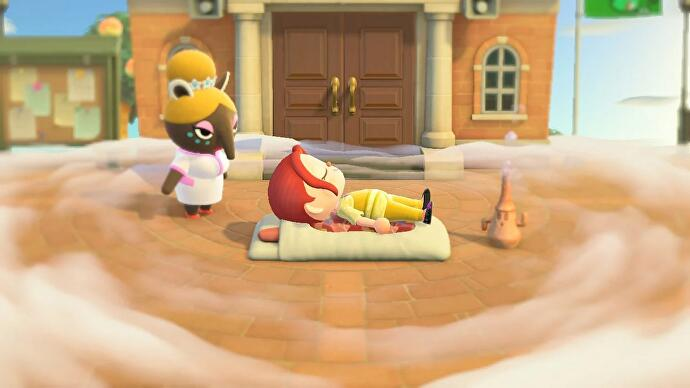 Nintendo löscht gehackte Trauminseln in Animal Crossing New Horizons
