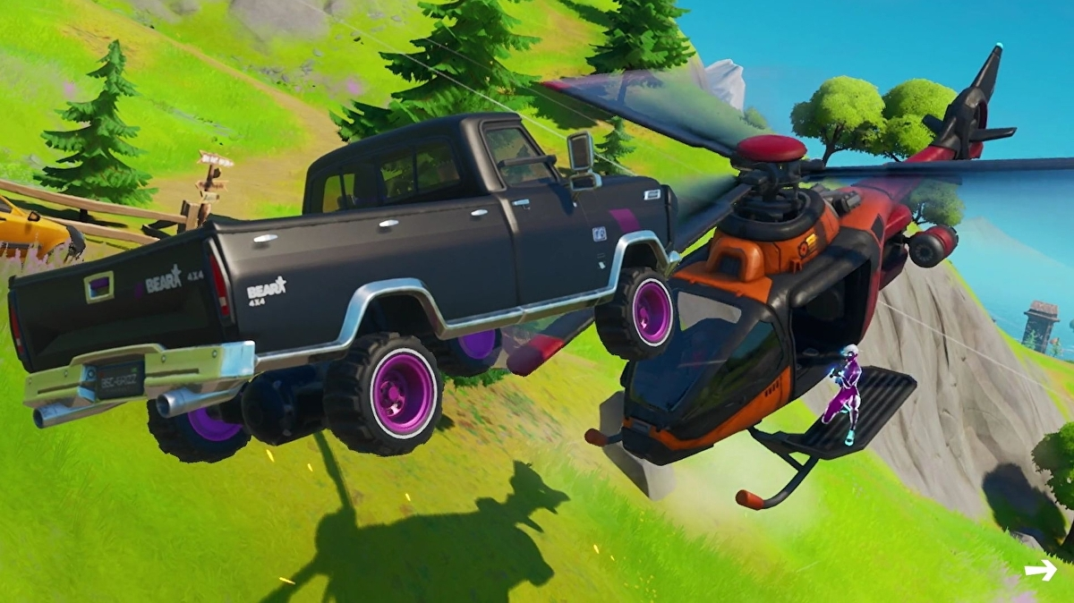 Fortnite Car Locations Where To Find Vehicles And Car Types In