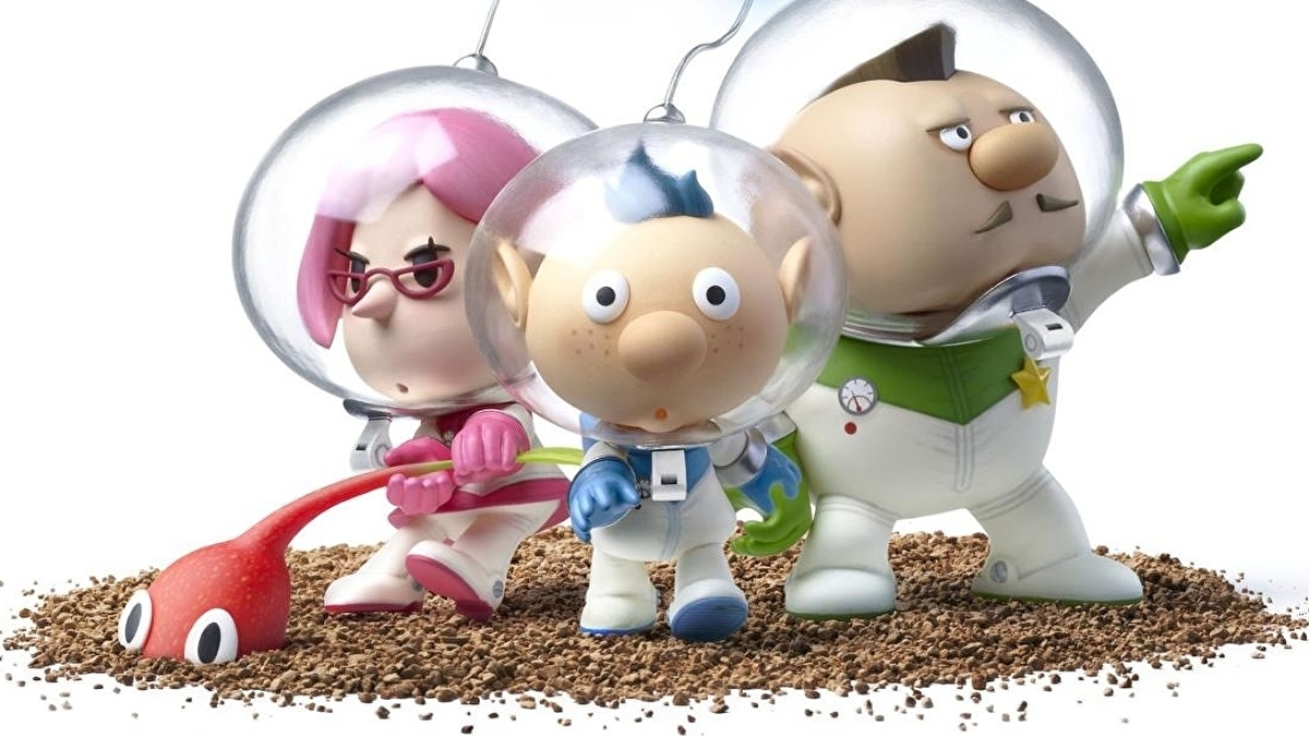 Pikmin 3 Deluxe For Nintendo Switch Includes Extra Olimar Missions