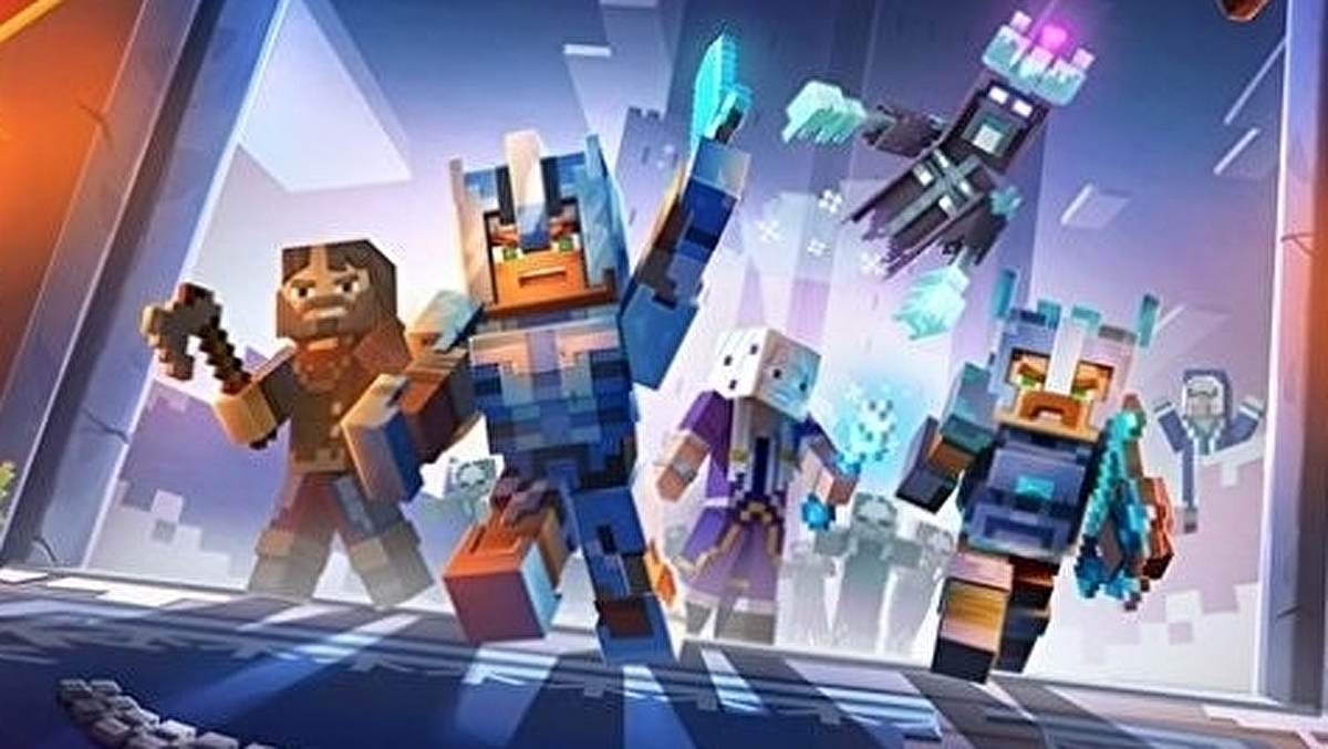 Minecraft Dungeons is getting daily missions, more merchants