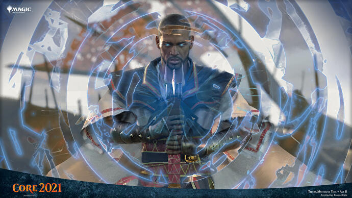 Magic the Gathering Teferi Master of Time