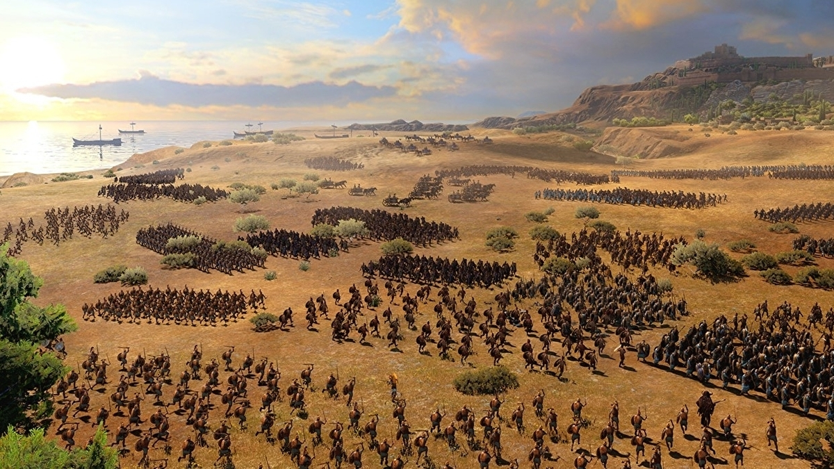 total war troy - photo #9