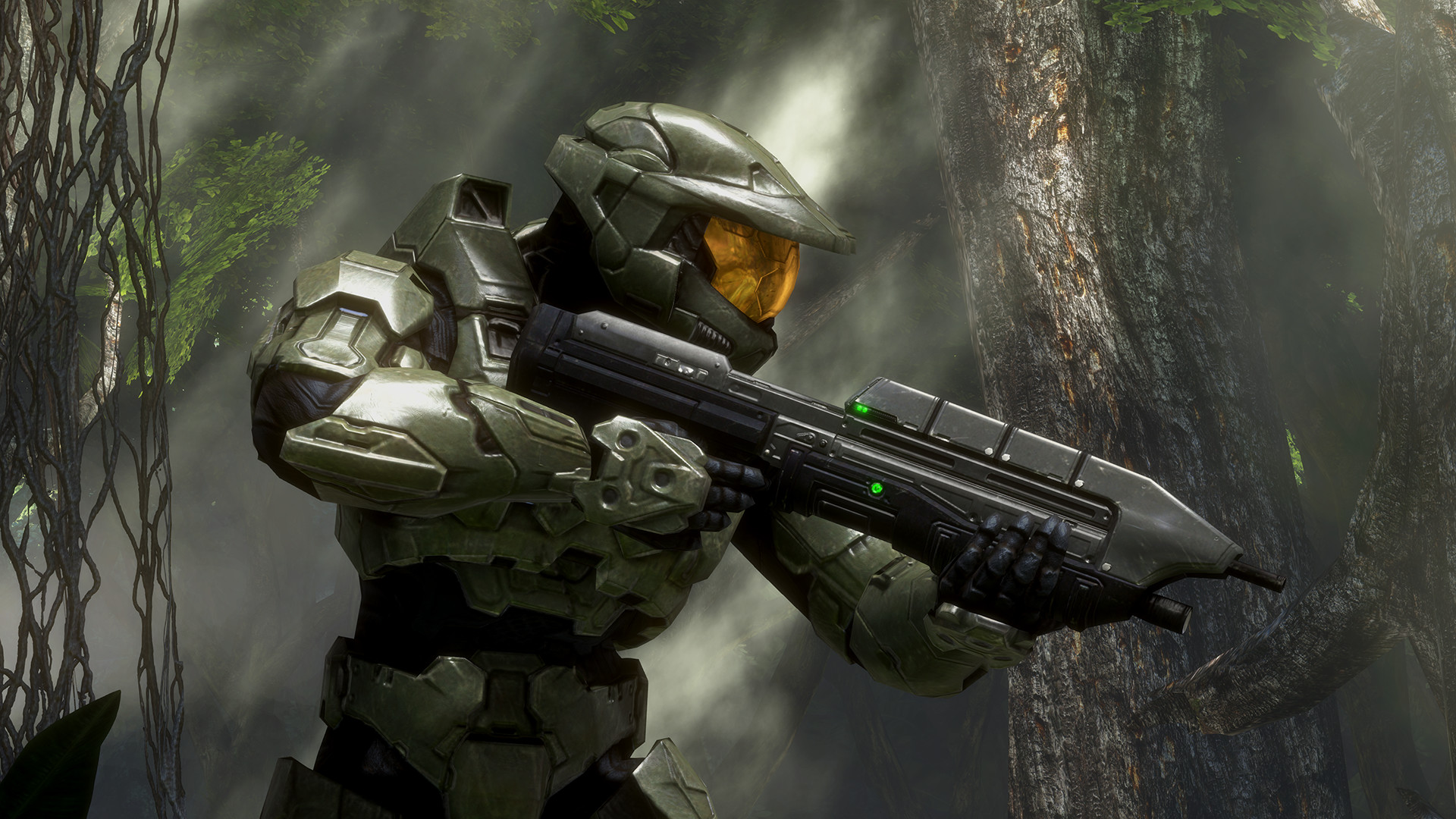 In search of the heart of Halo in the best of Bungie