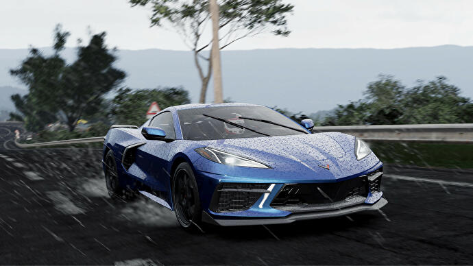 Project Cars 3 Test Wetter