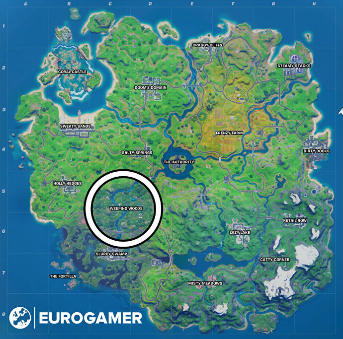 Fortnite_Woods_Map