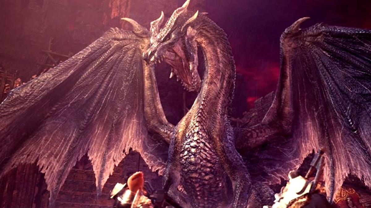 Monster Hunter World Iceborne's final update adds legendary black dragon Fatalis