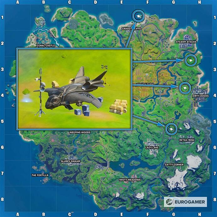 Fortnite_Season_4_Quinjets_auf_Map_Fundorte