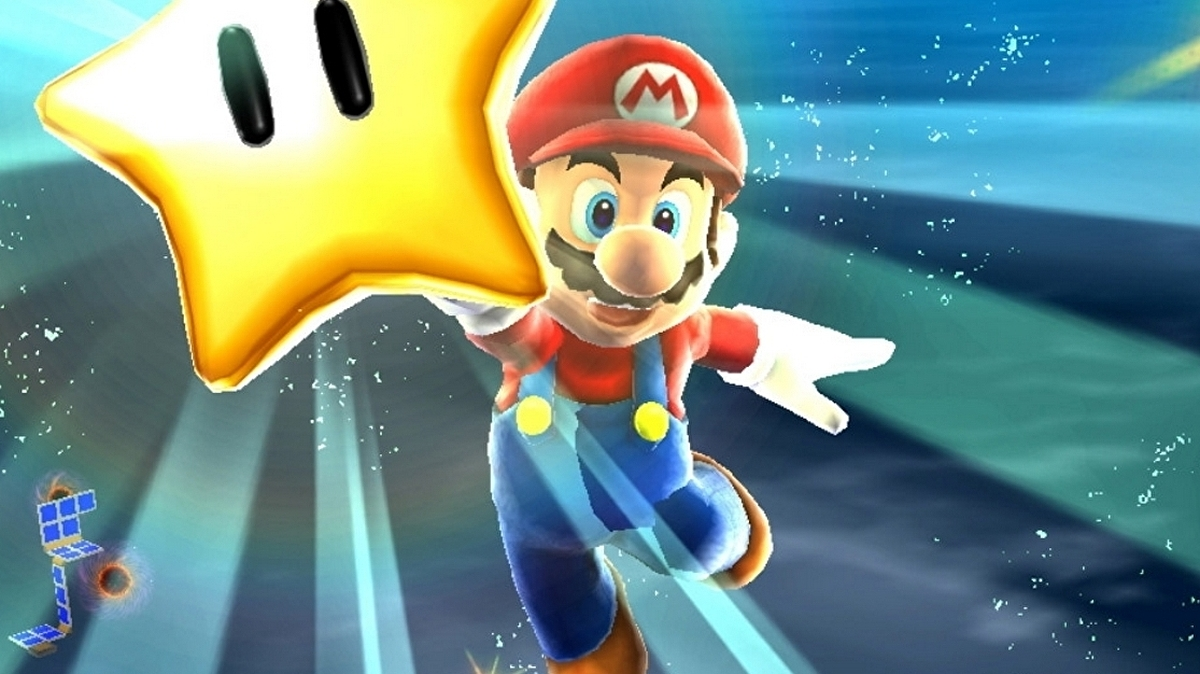 Here's which Mario Galaxy motion control features are available in Switch's various forms – Eurogamer.net