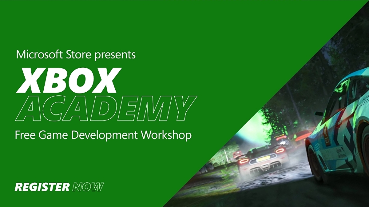 Microsoft launches Xbox Academy, a new, free virtual workshop for aspiring game devs