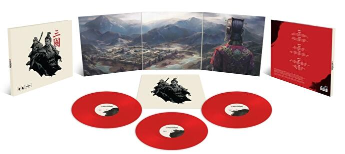 Total War Three Kingdoms Soundtrack auf Vinyl