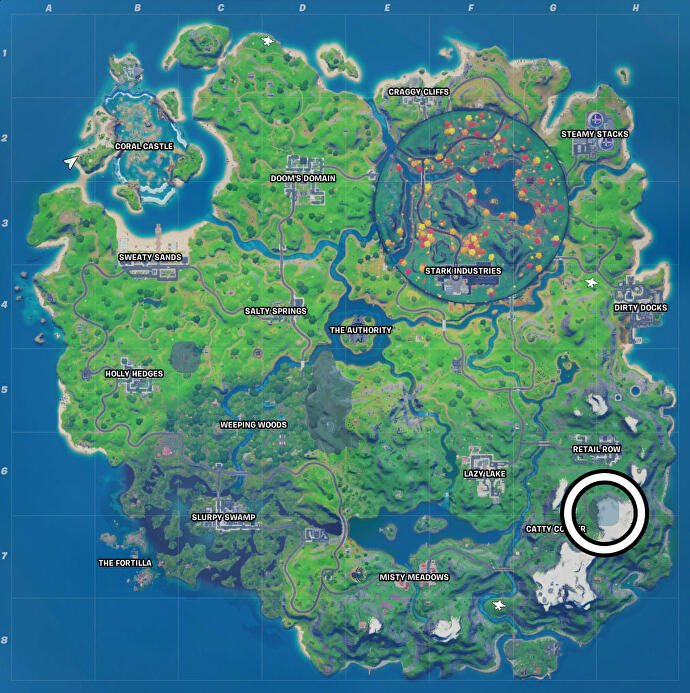 Fortnite_Season_4_The_collection_map
