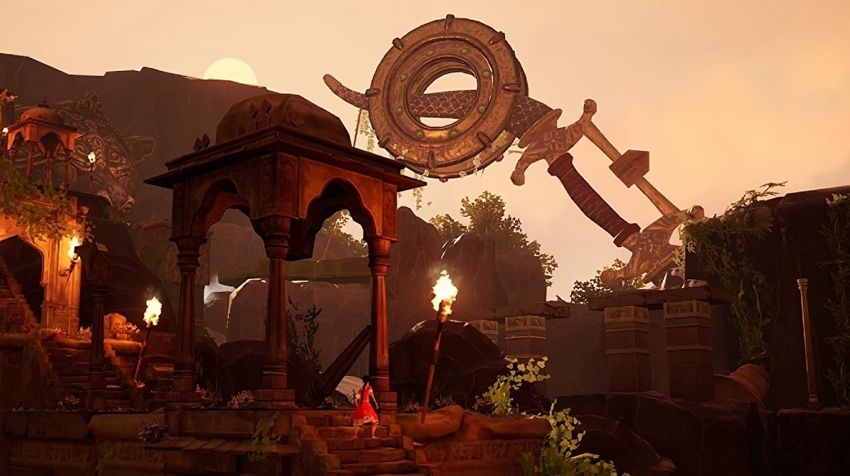 Acclaimed adventure Raji: an Ancient Epic comes to PC, Xbox One, and PS4 in October