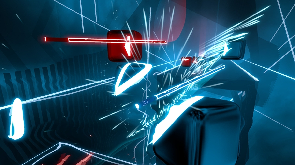 Beat Saber's long-awaited multiplayer mode arrives next month
