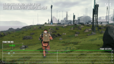 Death Stranding shows the power of DLSS. Here we're rendering natively at 4K, with AI upscaling to 8K. It's great, except for regular 'stalls' causing frame drops like this.