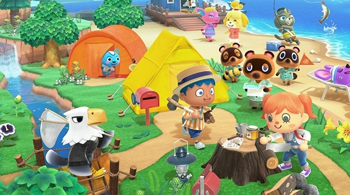 Animal Crossing: New Horizons is Tokyo Game Show's Game of the Year